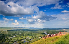 Genhe Grassland Resort 1