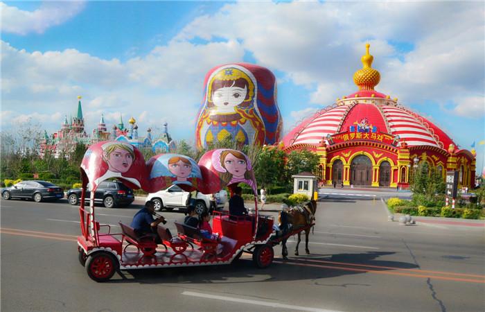 Matryoshka Doll Square