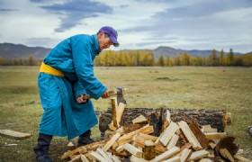 Mongolian Family Visit 2