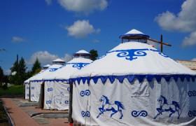 Mongolian Yurt 2