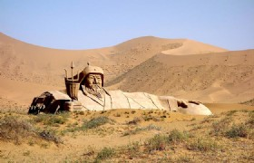 Mausoleum of Genghis Khan