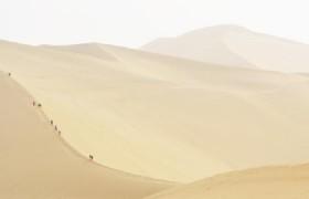 Inner Mongolia Resonant Sand Gorge 3