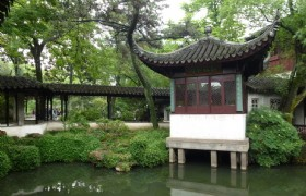 Suzhou Garden and Zhouzhuang Water Village 1 Day Tour from Shanghai