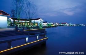 Jinji Lake Scenic Area