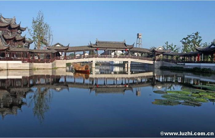 Luzhi Water Town