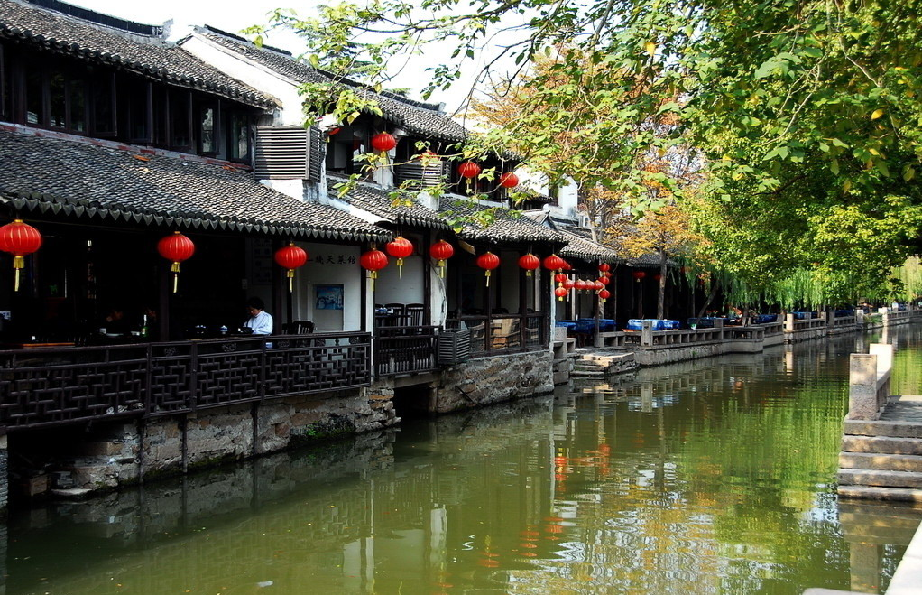 Zhouzhuang Water Village 1 Day Tour from Shanghai (SIC Tour)