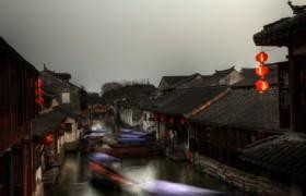 Zhou Zhuang Water Town