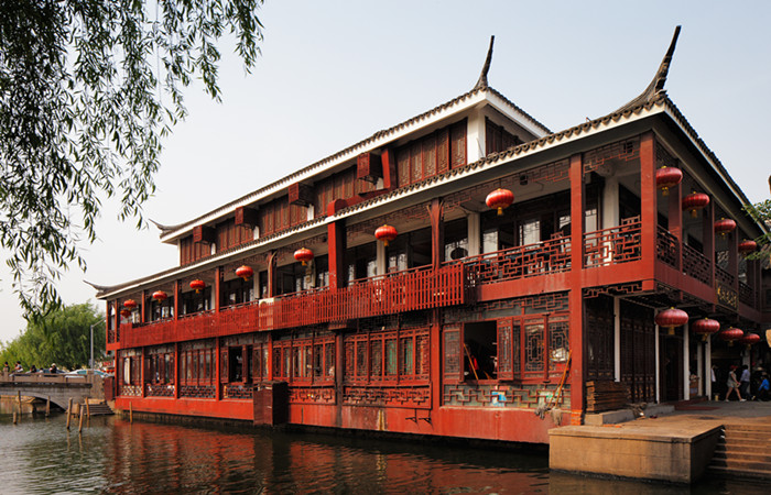 Zhouzhuang Ancient Town