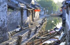 Suzhou Zhouzhuang Town 4