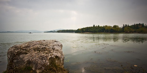 Wuxi Lake Tai Scenic Area