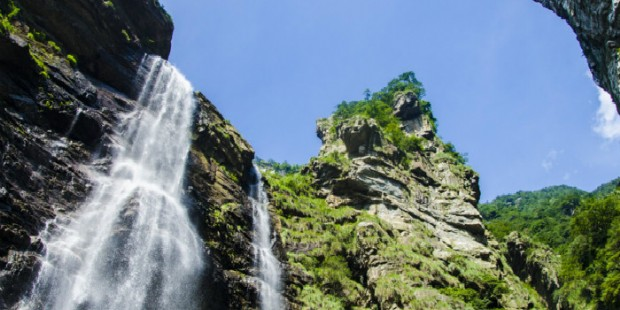 Lushan Waterfalls