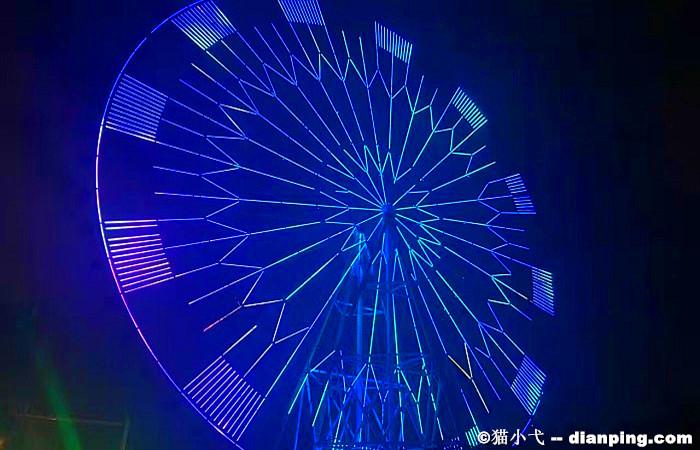 Star of Nanchang Ferris Wheel