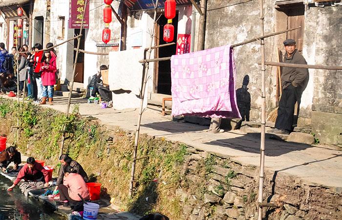 Wuyuan Likeng Village