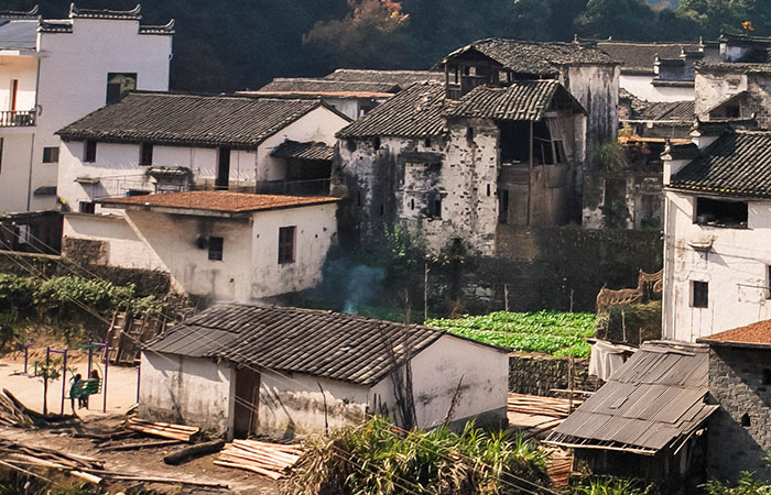 Wuyuan Village