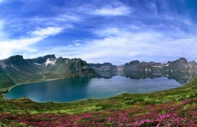 Beijing Changbai Mountain Hongye Valley 5 Days Tour