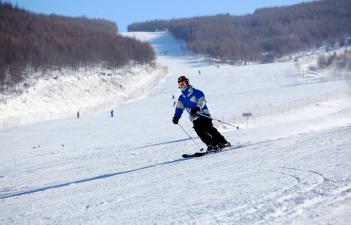 Beidahu Ski Resort
