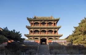 Mukden Palace 1