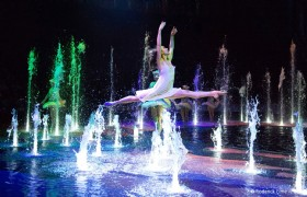 The House of Dancing Water 1