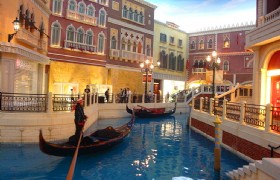 Venetian Macao and Disney Hollywood Package