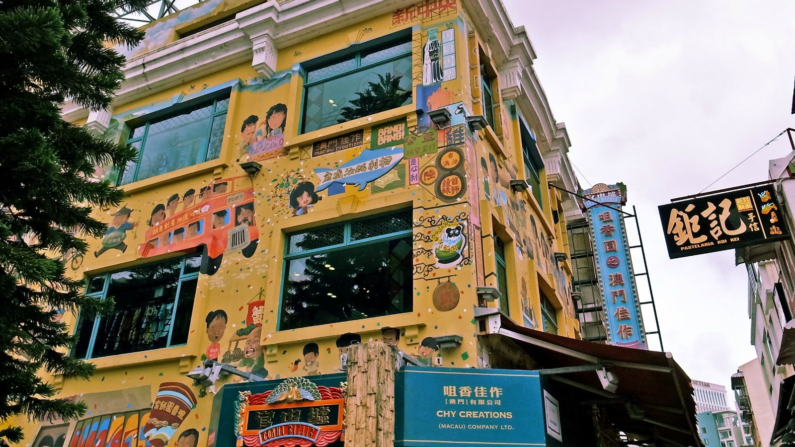 6 Day Hong Kong and Macau Free and Easy Tour