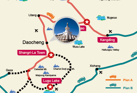 6 Days Daocheng, Yading, Xinduqiao and Kangding Trekking and Photography Tour
