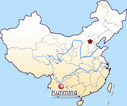 Eternal Spring City--Kunming 4 Days Golf Tour