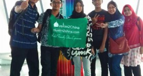 Feedback from Malaysian Guest about Guangzhou 3 Days Muslim Tour
