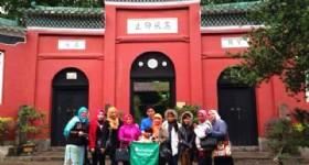 Visited Guangzhou Saad Abi Waqas