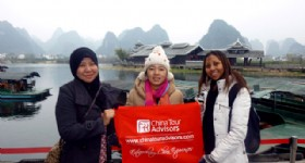 Enjoyed Days at Guilin Yangshuo Shangri-la