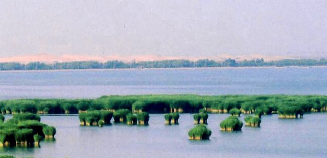 Sand Lake Scenic Area