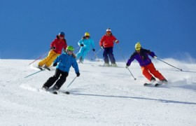 Changbaishan Ski Resort 5 Days Muslim Tour
