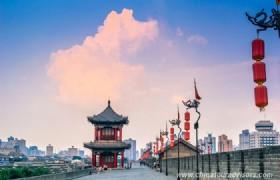 Xian Ancient City Wall 1