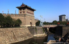 Xian Ancient City Wall 4