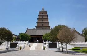 Xian Big Goose Pagoda 2