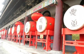 Drum bell tower 2
