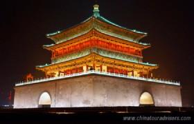 Xian Bell Tower(1)