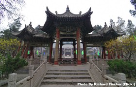 Shaanxi Xian Great Mosque 1