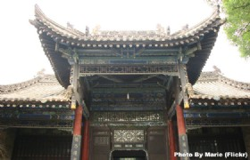 Shaanxi Xian Great Mosque 2