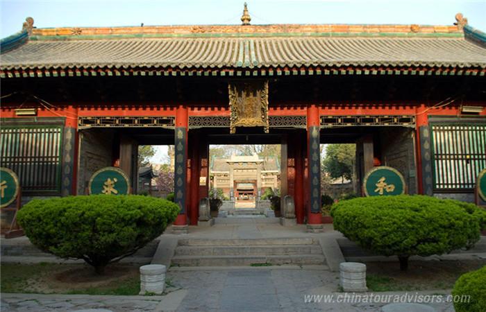 Xian Memory 5 Days Muslim Tour