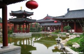 Shaanxi Xian Huaqing Pool 2
