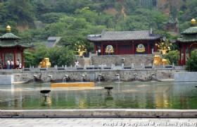 Shaanxi Xian Huaqing Pool 3
