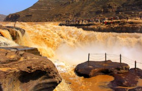 Hukou Waterfall 1