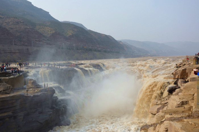 7 Days Xian, Hukou Waterfall and Mt. Huashan Tour
