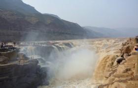 7 Days Xian, Hukou Waterfall and Mt. Huashan Tour