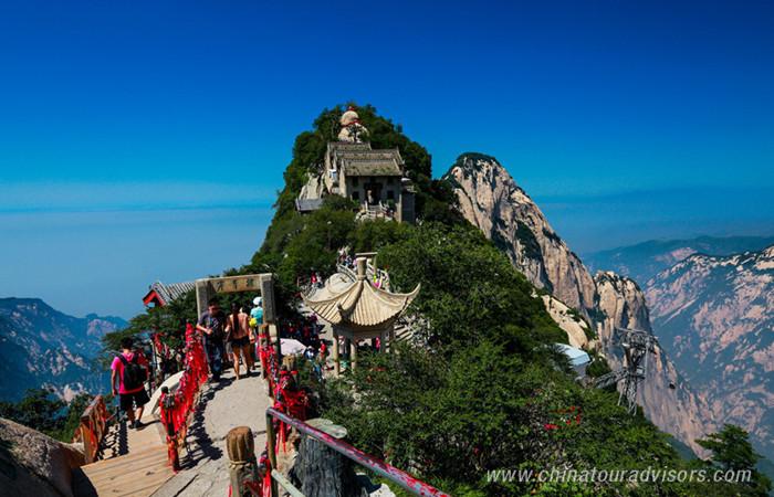 5 Day Xian and Mt.Huashan Muslim Tour