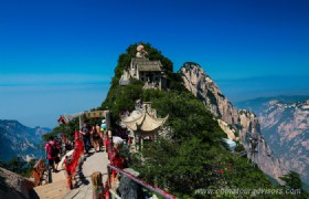 5 Day Xian and Mt.Huashan Muslim Tour