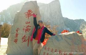 Xian Mount Huashan 6