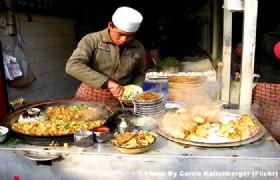 Xian Muslim Street 1