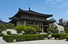 Shaanxi provincial history museum 2