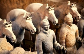 Terracotta Warriors and Horses,
